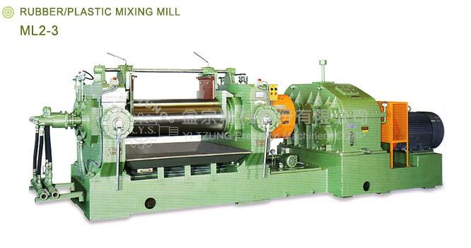 Mixing mill A03-1